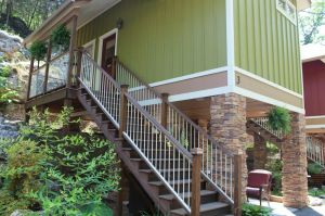 """An ideal """"home away from home"""" for nature lovers and comfort lovers alike."""